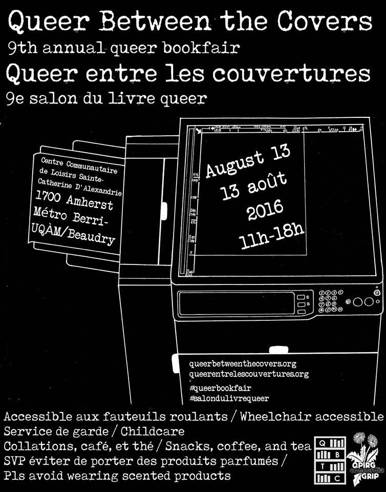 queer bookfair