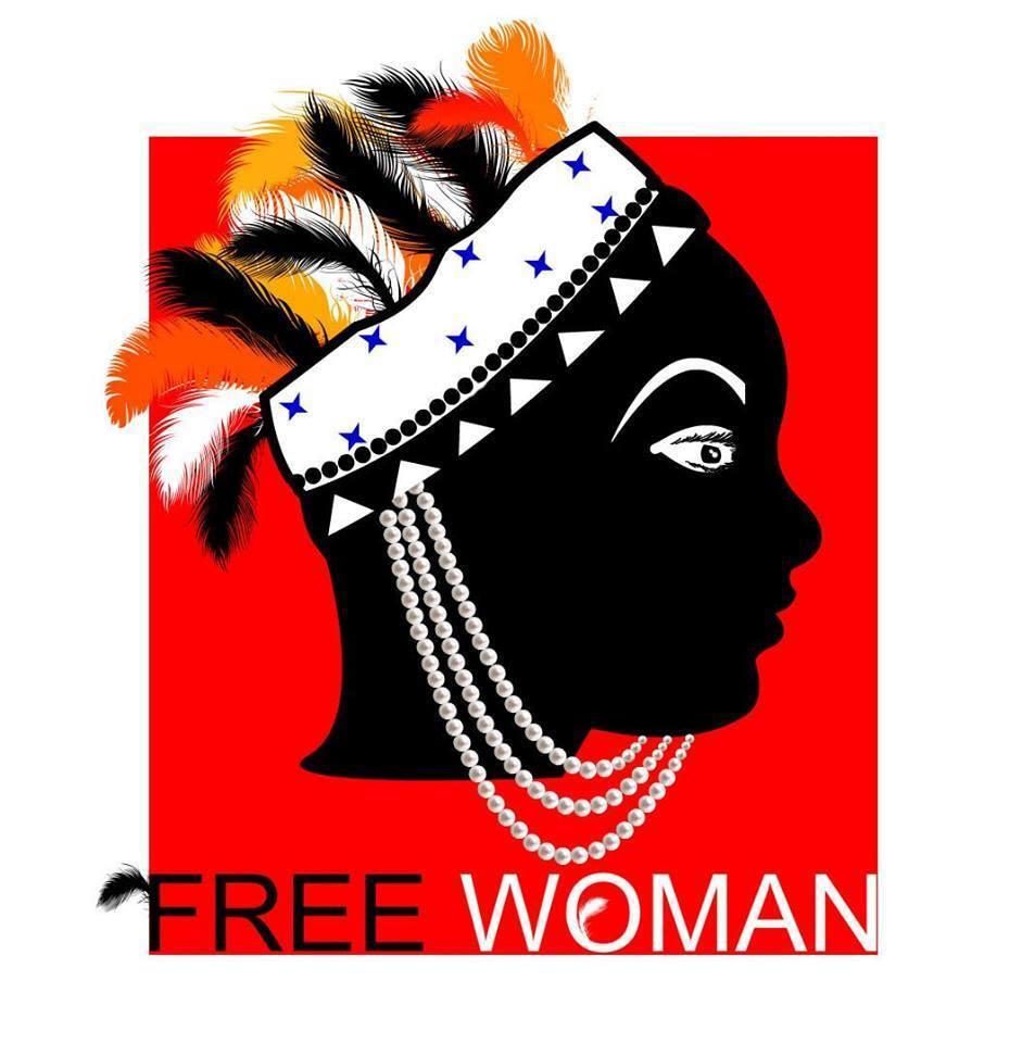 free woman