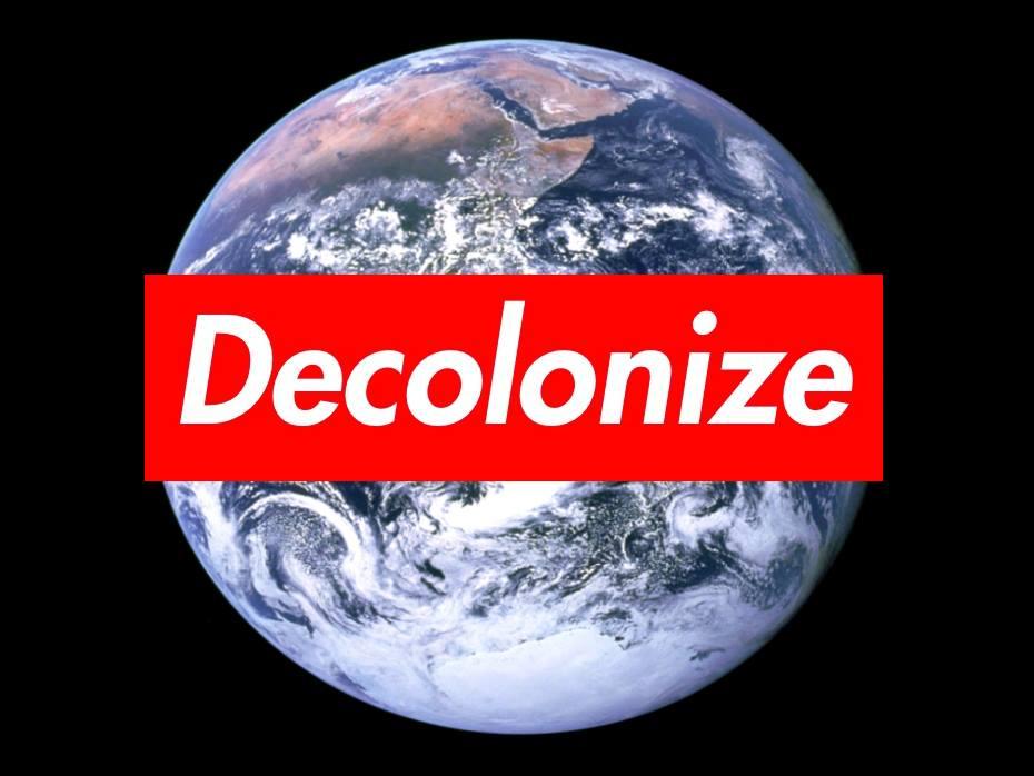 Decolonise